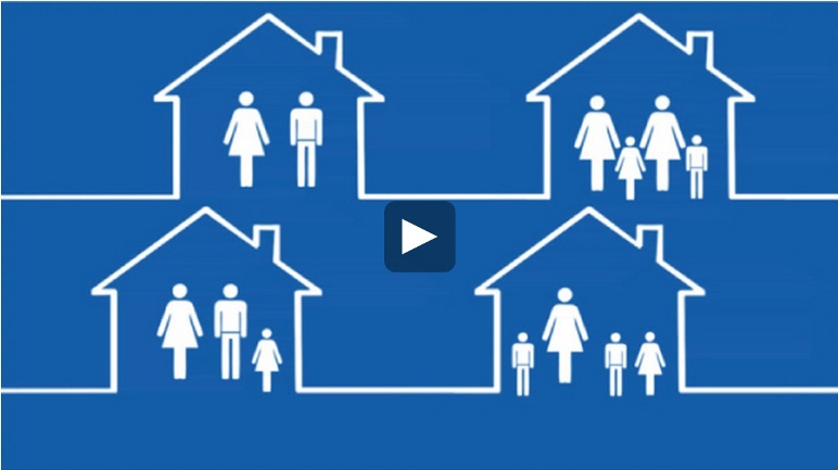 Families, households and marital status - thumbnail