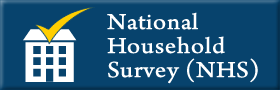 National Household Survey (NHS)