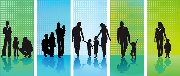 2016 Census: Families, households and marital status