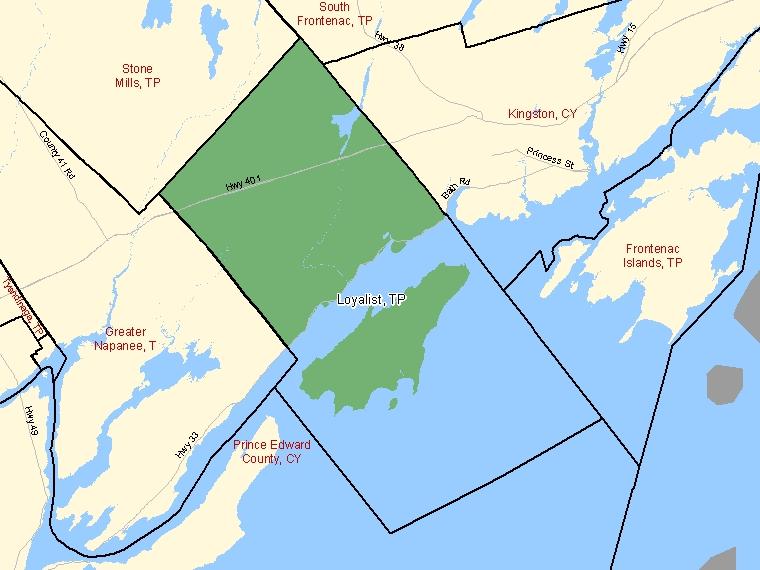 Map – Loyalist (TP)