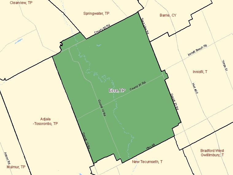 Map – Essa (TP)